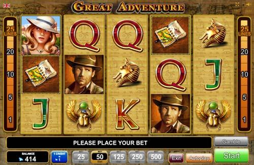 Judi Slots Adventure